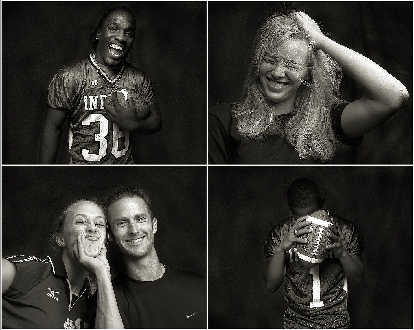 Athlete Portraits